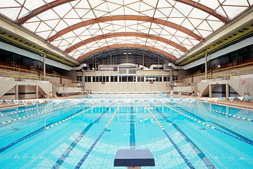 Articles les piscines du 20e arrondissement paris for Piscine georges vallerey