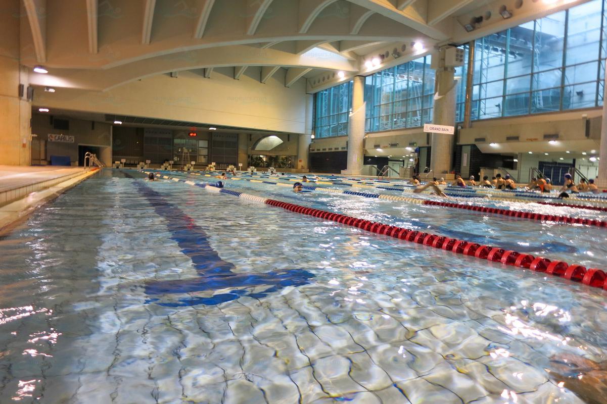 Photos piscine suzanne berlioux for Piscine halle
