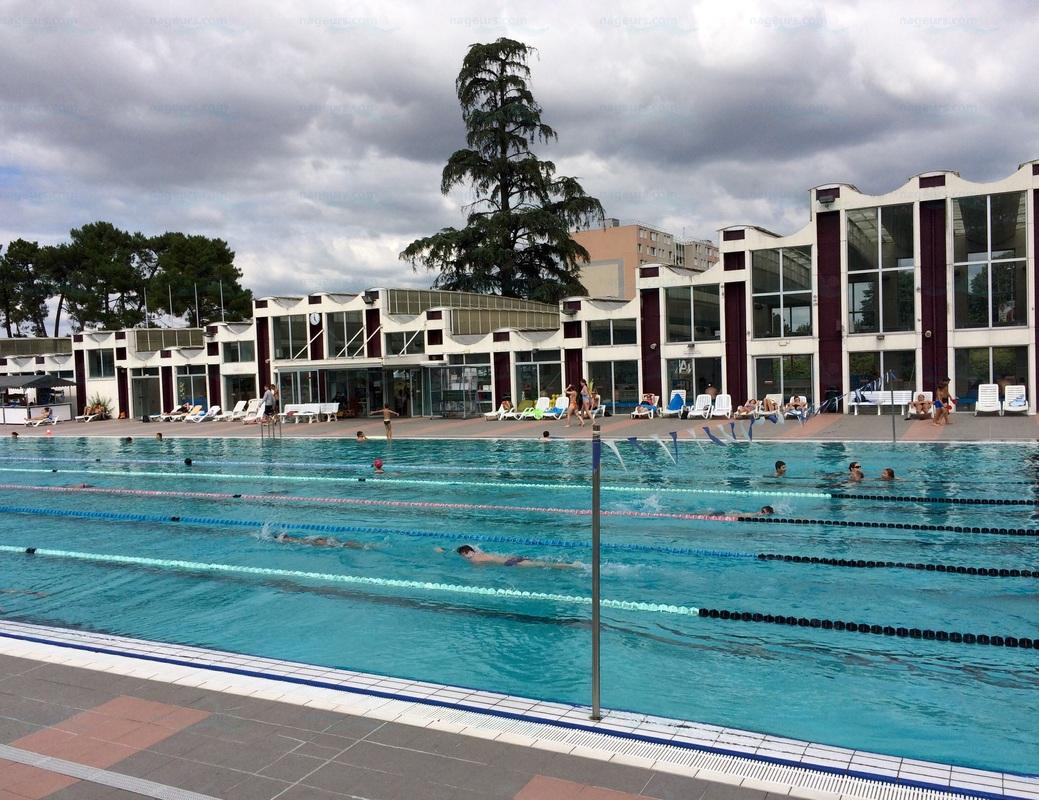 Le guide des 2 piscines de talence for Piscine a bordeaux