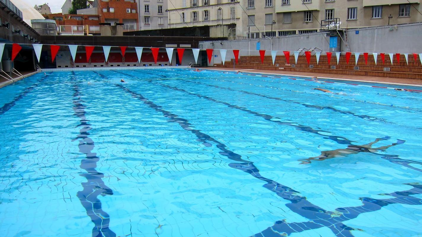 Piscines france ile de france les piscines paris 75 for Piscine georges hermant