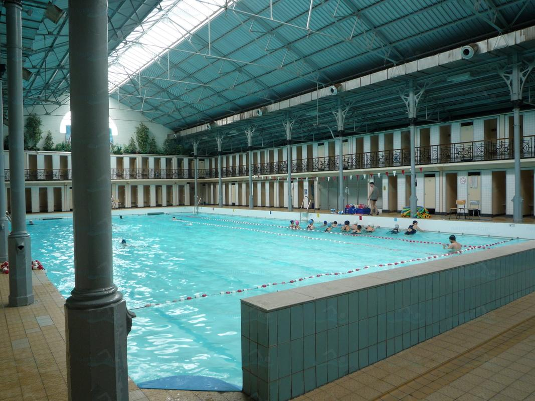 Piscine ixelles bruxelles for Piscine de la riche