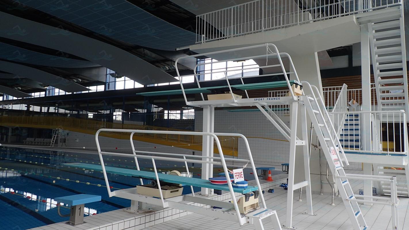 Photos piscine jean bouin for Piscine angers