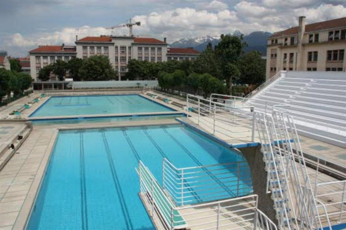 Le guide des 6 piscines de grenoble for Piscine grenoble