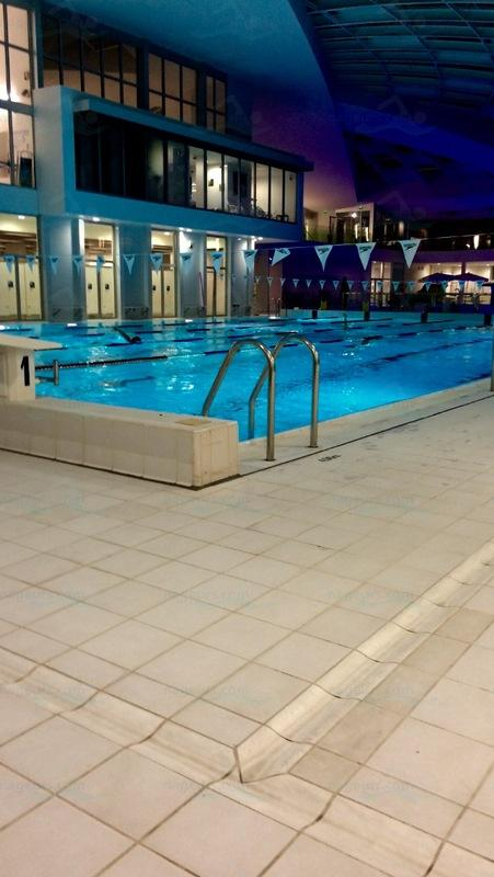 Le guide des 2 piscines de vincennes for Piscine vincennes