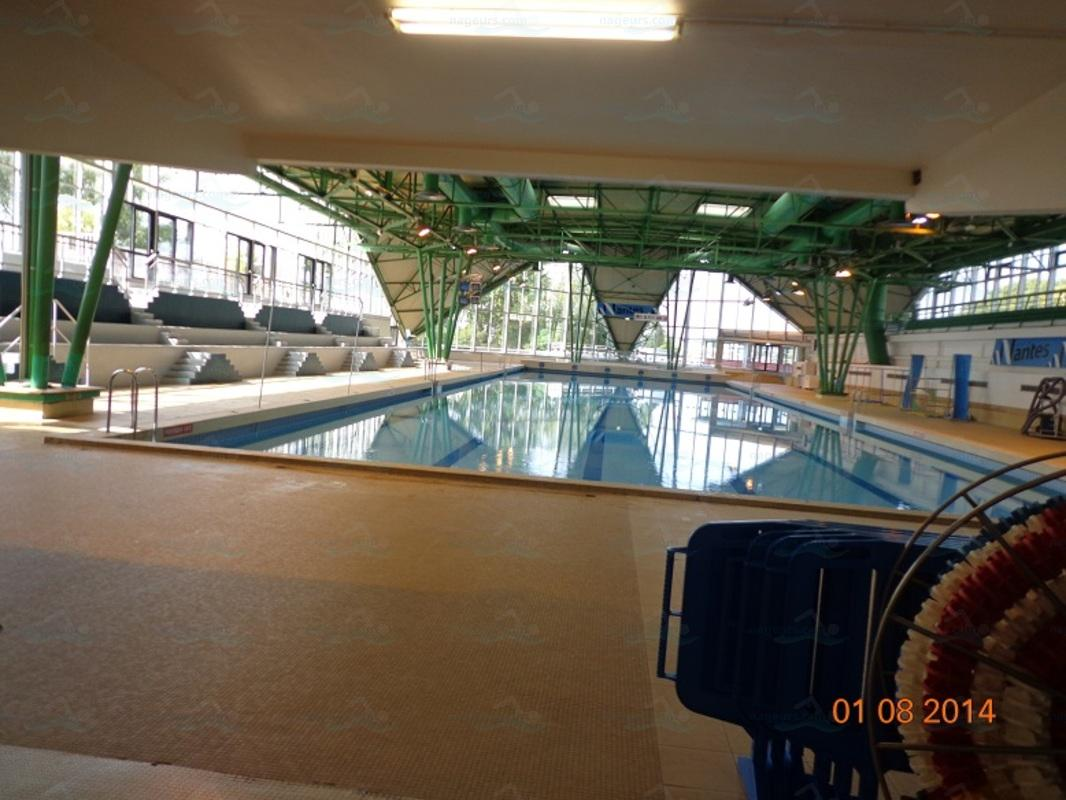 Photos piscine l o lagrange de nantes for Piscine ile gloriette nantes