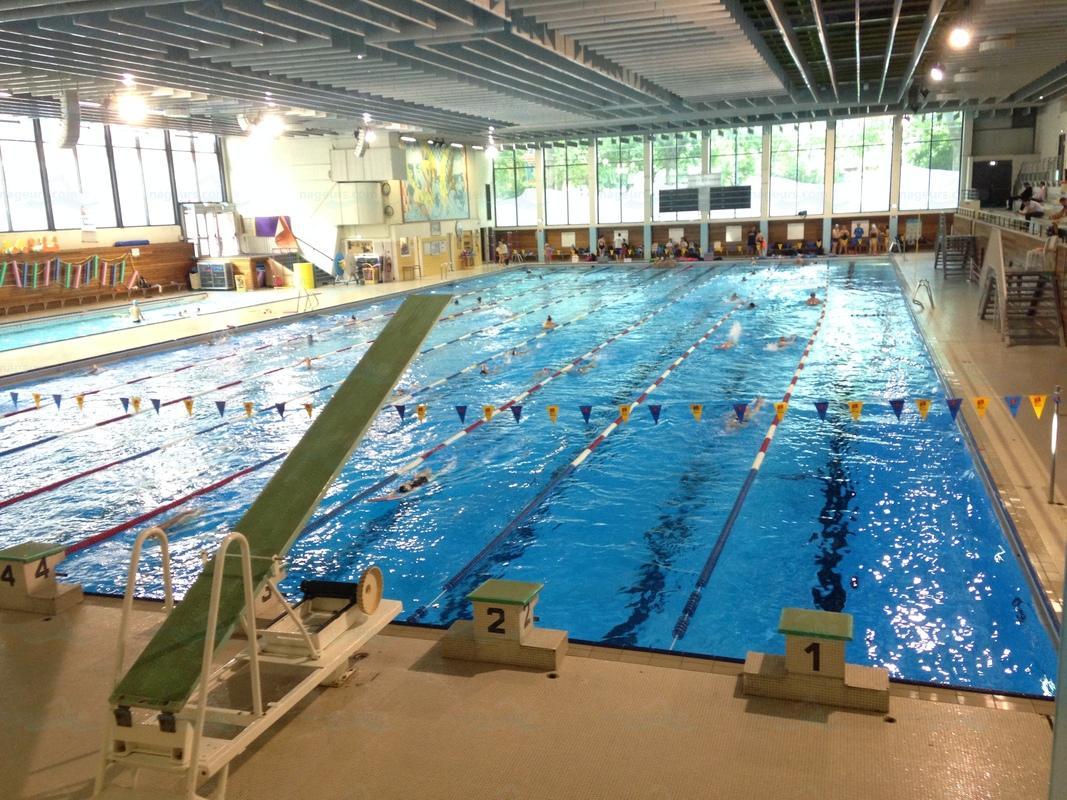 Photos piscine leo lagrange for Piscine toulouse