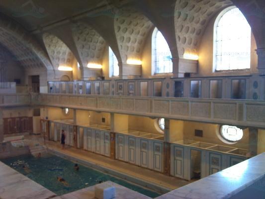 Photos les bains municipaux - Horaire piscine wacken strasbourg ...