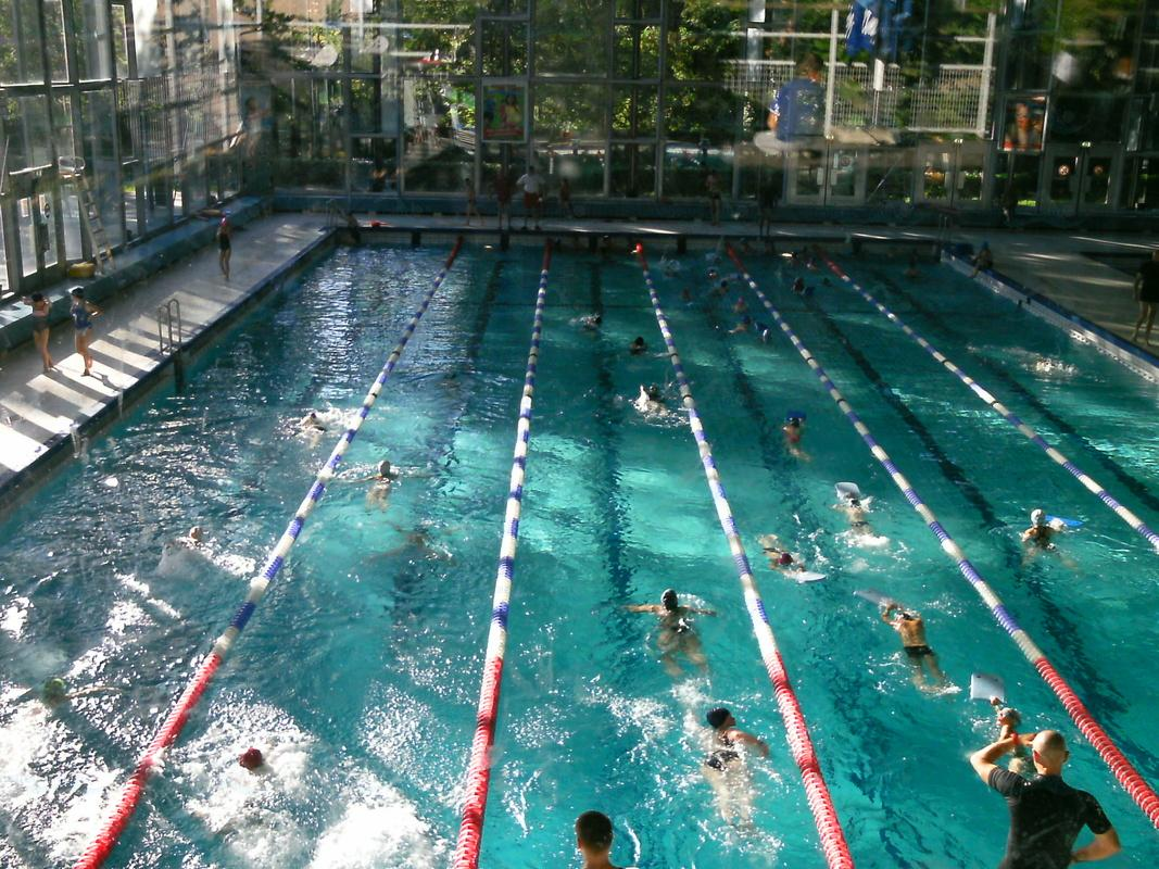Piscine longchamp for Piscine coulommiers horaires