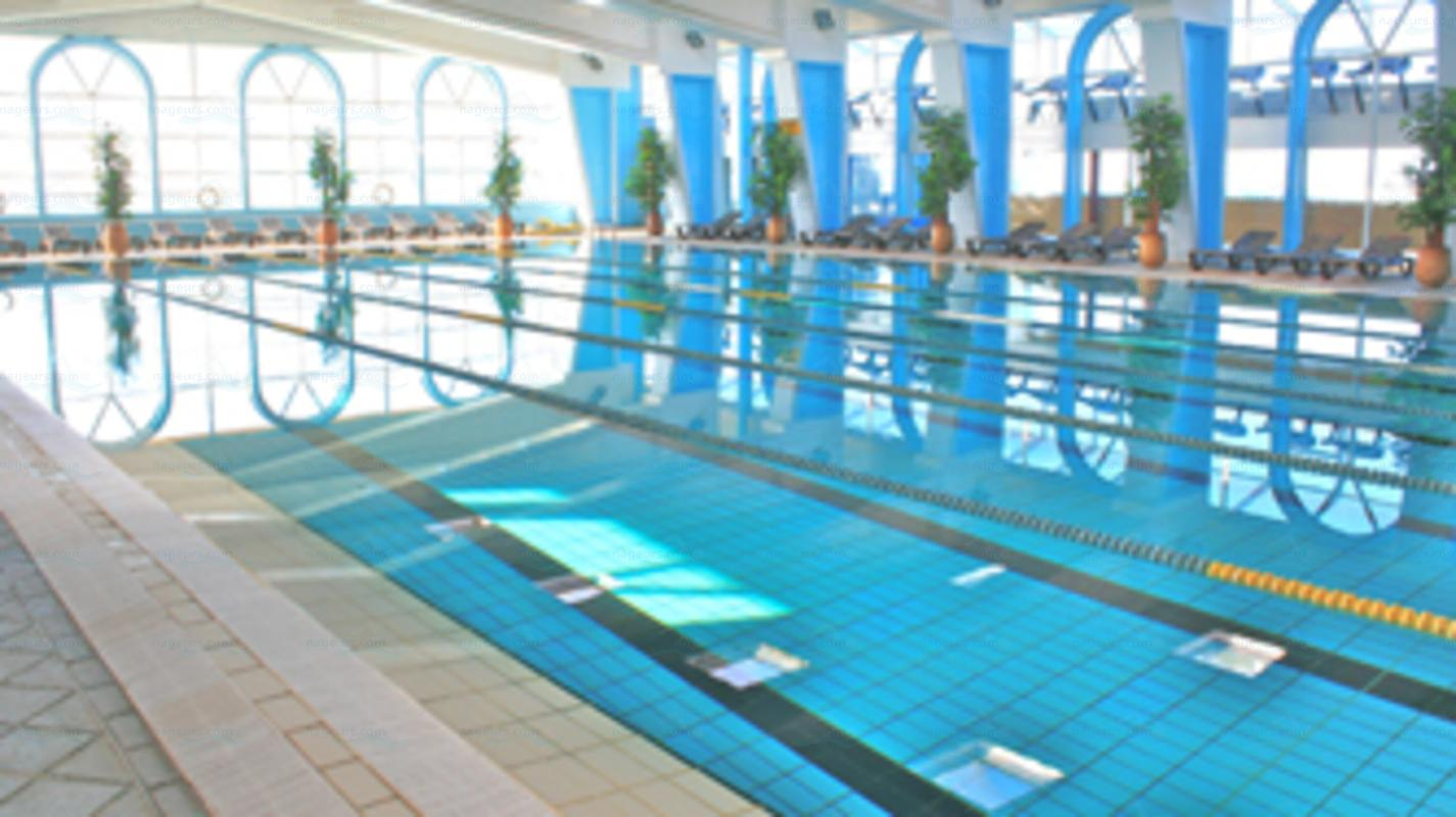 Complexe olympique mohamed v for Complexe piscine