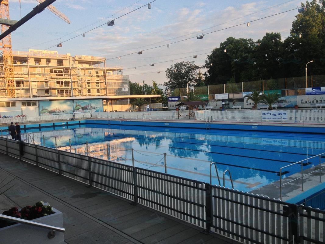 Le guide des 3 piscines de lausanne for Bellerive lausanne piscine