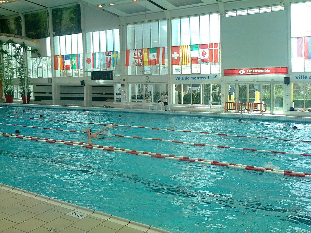 Photos stade nautique maurice thorez for Piscine de bagnolet