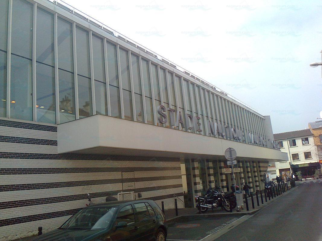 Photos stade nautique maurice thorez for Piscine ecologique montreuil