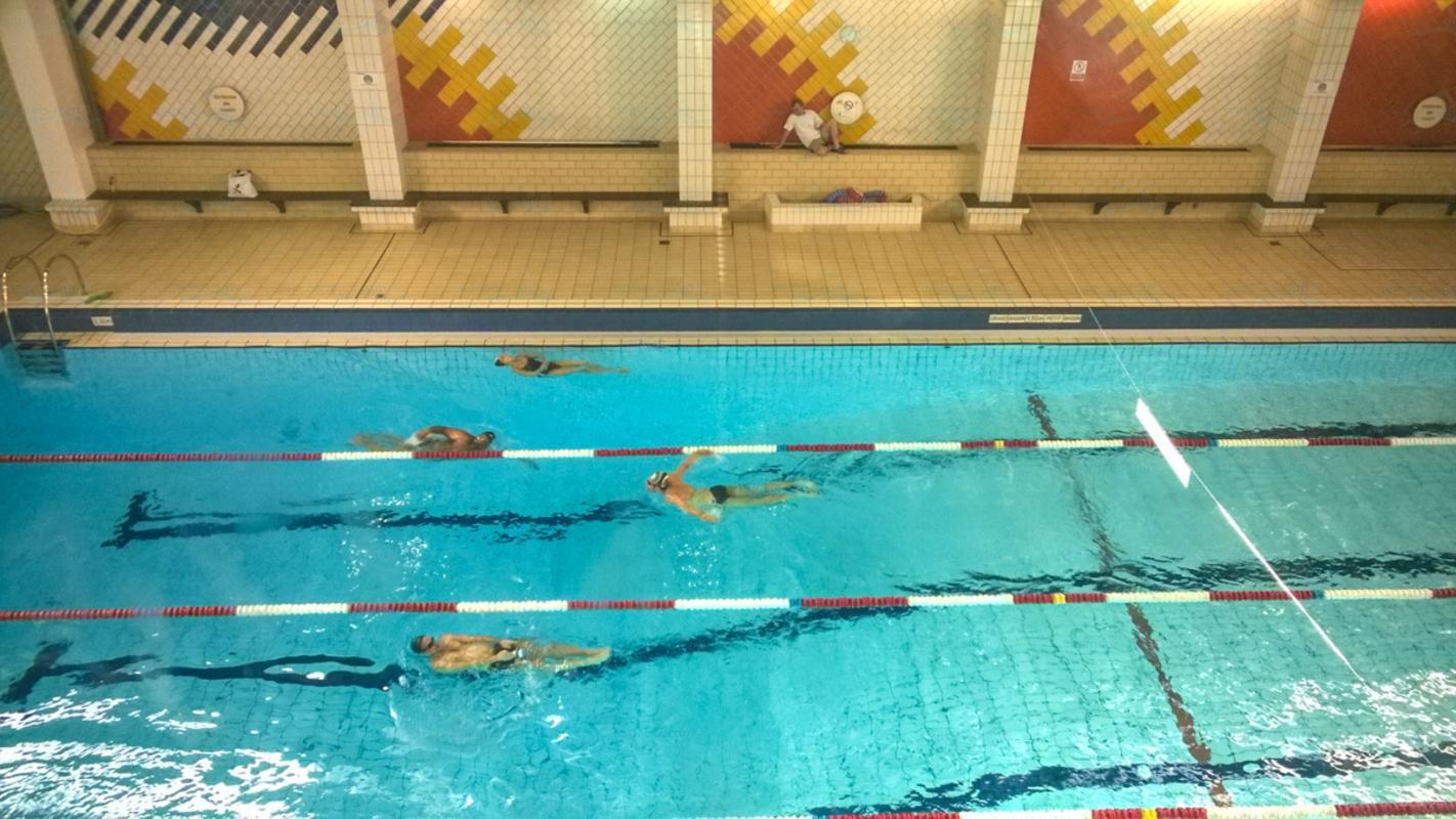 Photos piscine ren et andr mourlon for Piscine 15eme