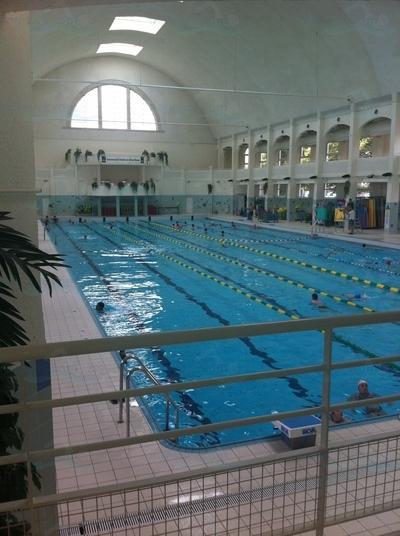 Piscines france lorraine les piscines meurthe et - Nancy thermal piscine ronde ...