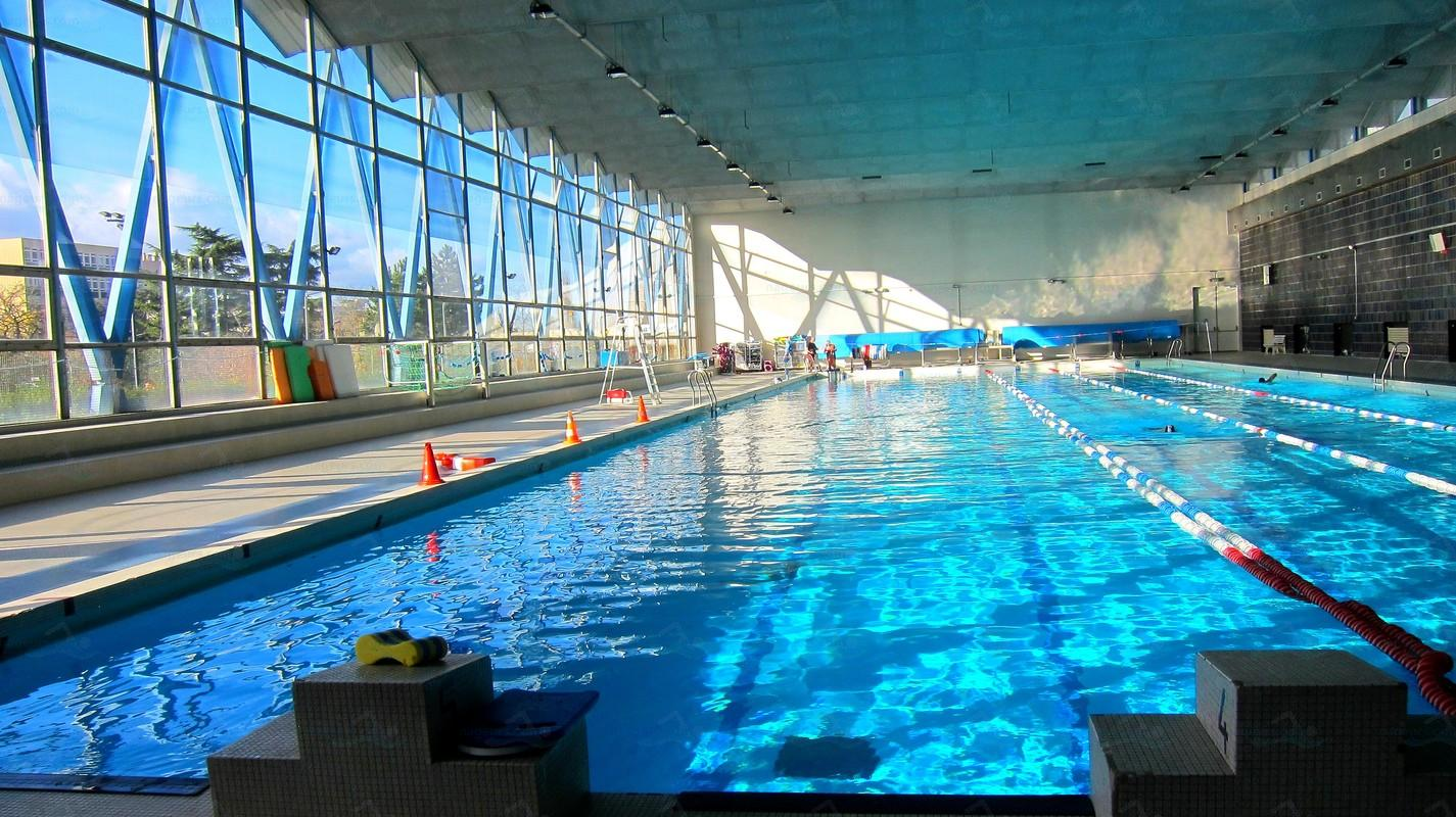 Photos piscine de nanterre universit for Centre claude robillard piscine