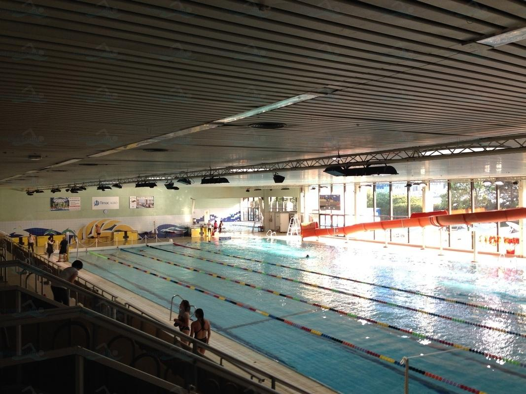 Le guide des 3 piscines de saint malo for Piscine saint georges