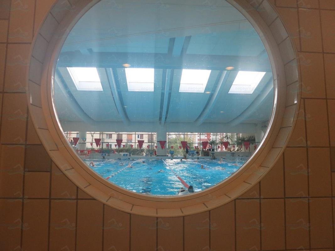 Photos centre aquatique de neuilly sur seine for Piscine jacqueline auriol