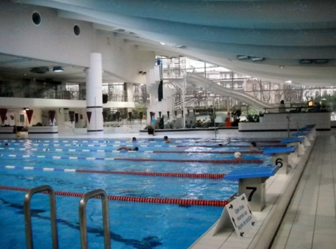 Photos centre aquatique de neuilly sur seine for Piscine levallois
