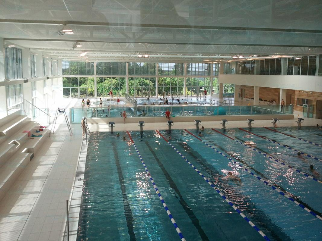 Photos centre aquatique les nymph as for Piscine neuilly