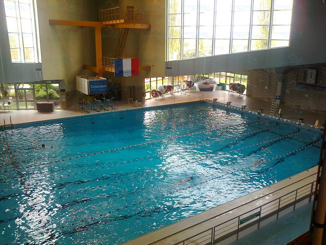 Photos piscine olympique municipale de colombes for Piscine houilles horaires