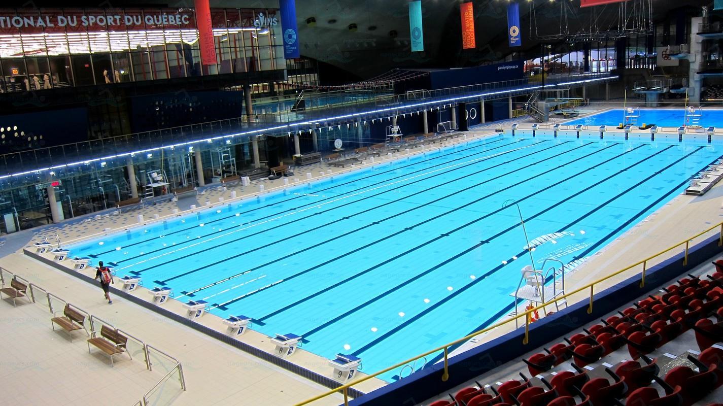 Piscine pour nager montreal id e inspirante - Piscine du stade olympique ...