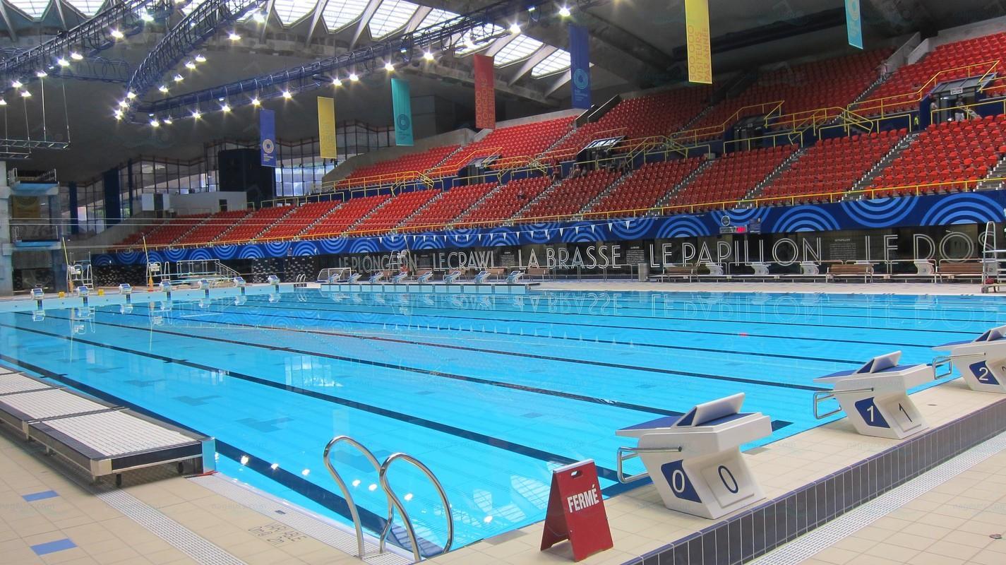 Stade olympique de montr al for Piscine olympique
