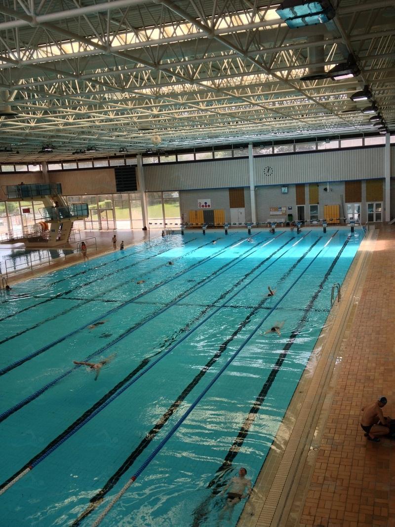 Photos piscine raymond sommet - Piscine carrelage blanc saint etienne ...