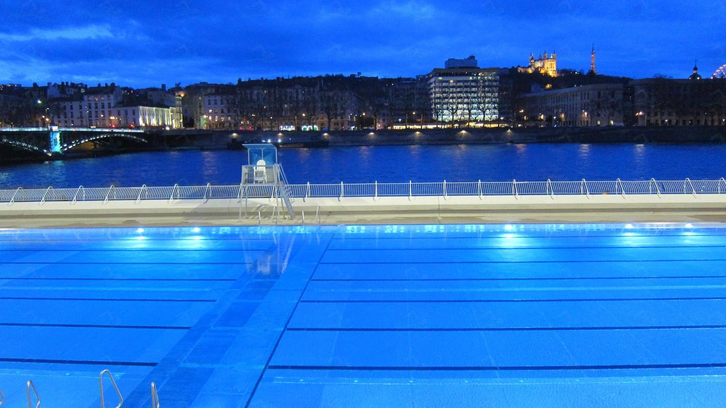 Le guide des 12 piscines de lyon for Piscine lyon