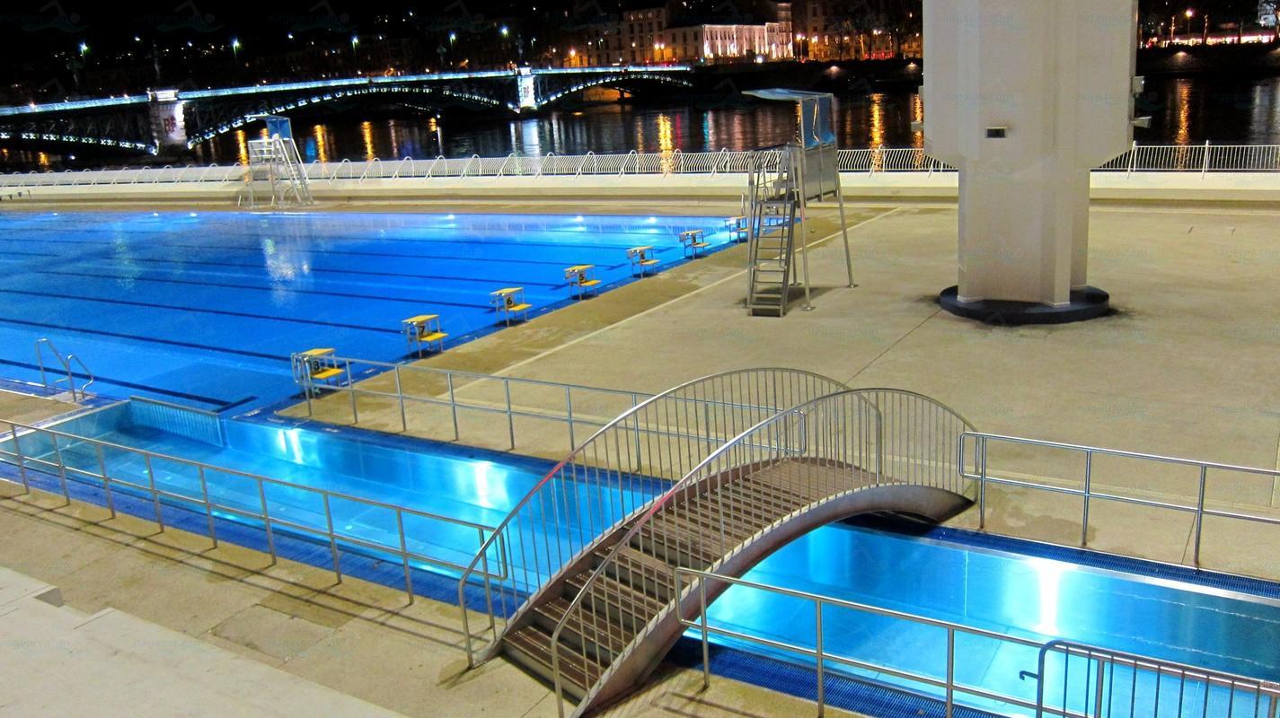 Photos centre nautique tony bertrand for Centre claude robillard piscine horaire