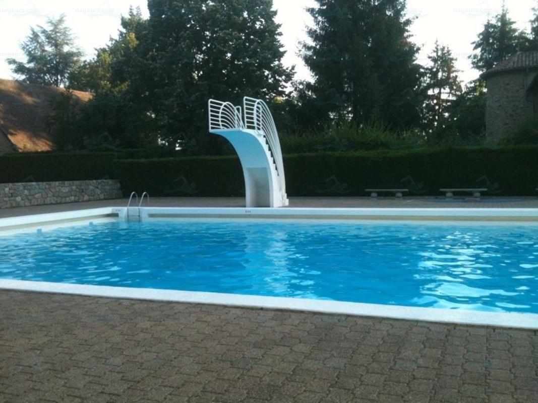 Photos piscine municipale de saint martin d 39 uriage - Piscine de st priest ...