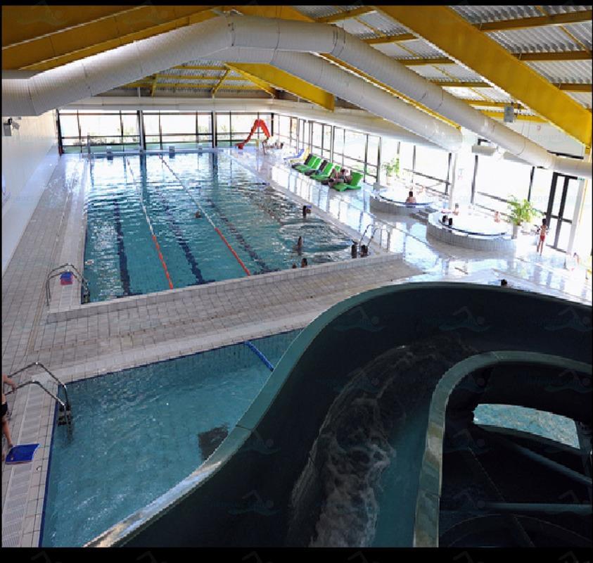 Photos piscine de salles - Piscine municipale les pennes mirabeau ...