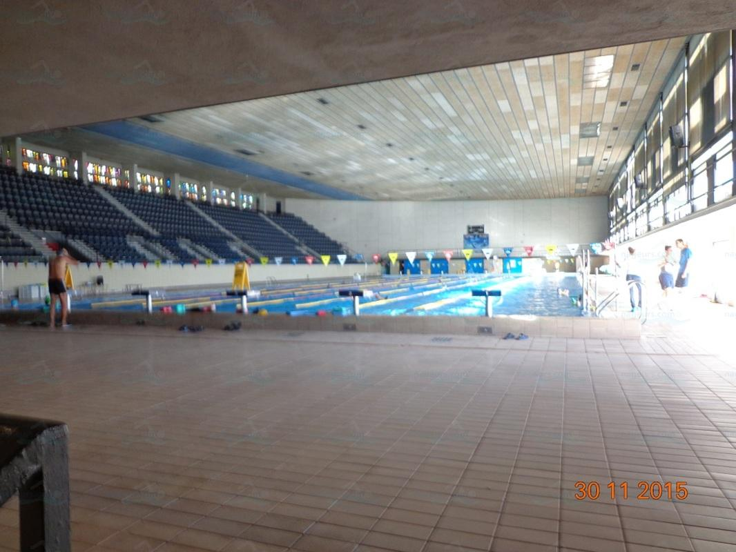 Piscina sant jordi for Dir diagonal piscina