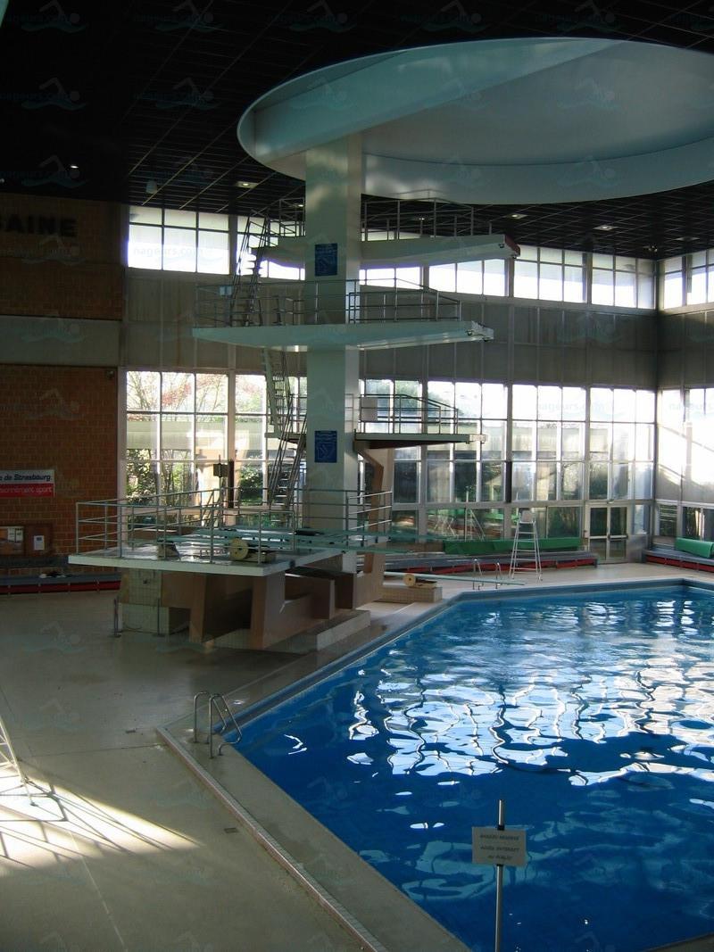 Photos centre nautique de schiltigheim for Piscine kibitzenau