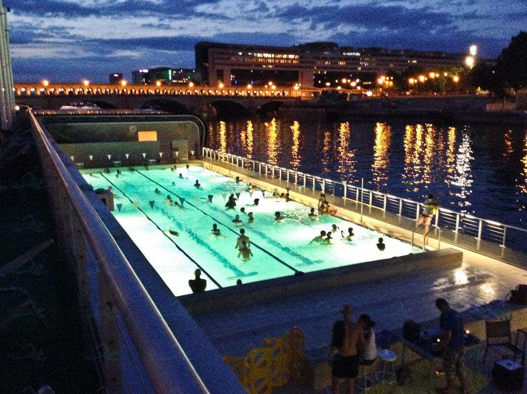 Piscine paris 13