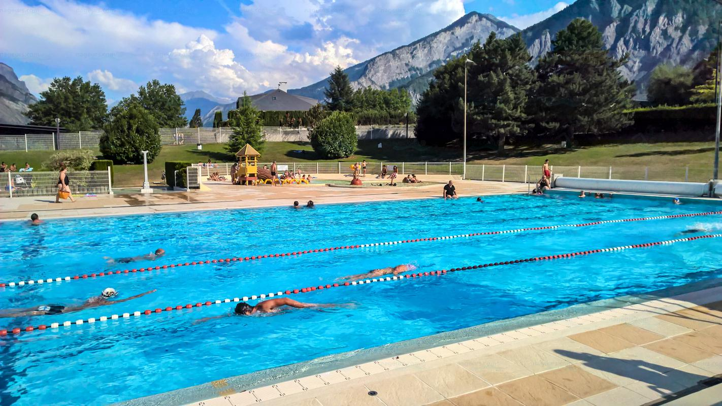 Photos piscine municipale saint jean de maurienne for Piscine saint geours de maremne