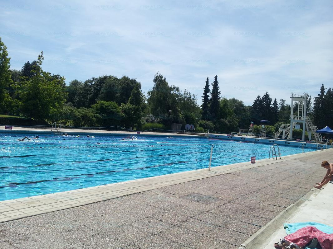 Photos stade nautique de mulhouse for Piscine ile napoleon