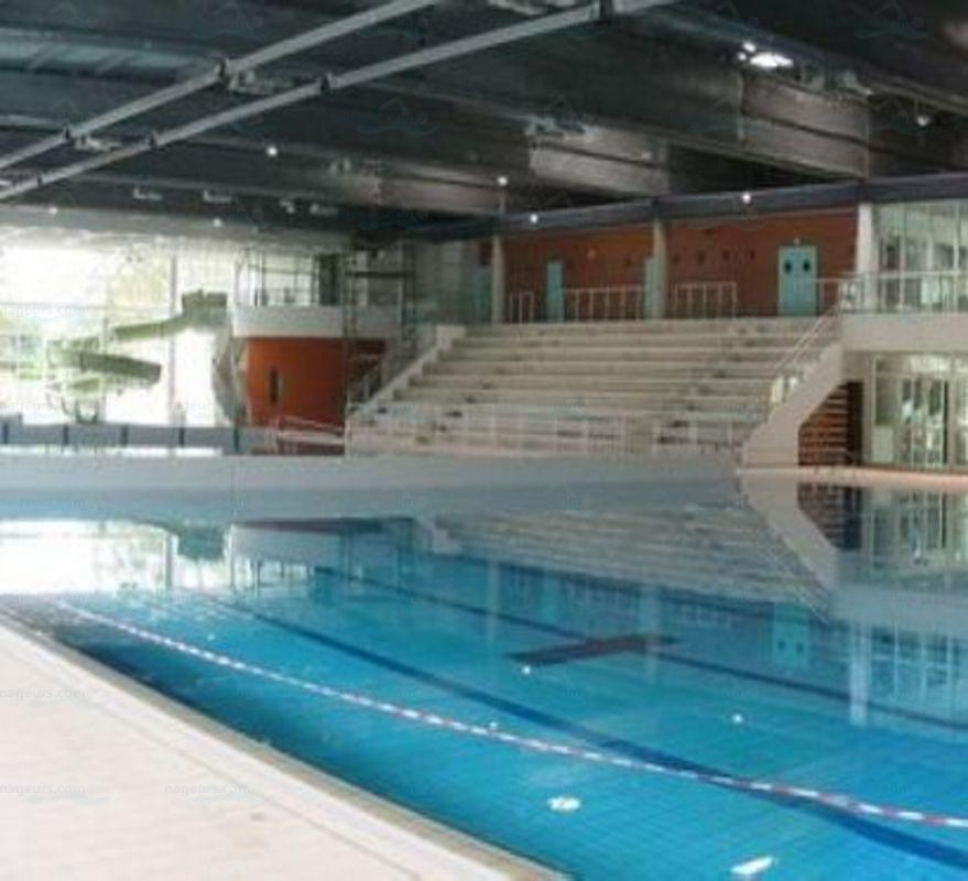 Stade nautique pierre de coubertin for Cash piscine clermont