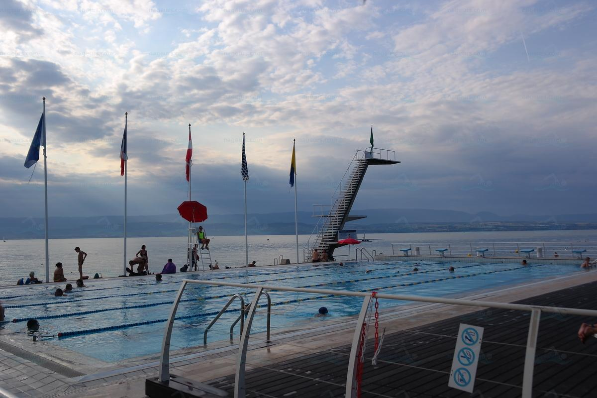 Photos piscine de thonon les bains for Piscine de thonon