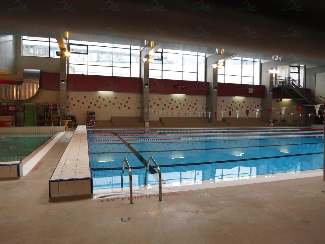 Photos piscine des tourneroches for Boulogne billancourt piscine municipale
