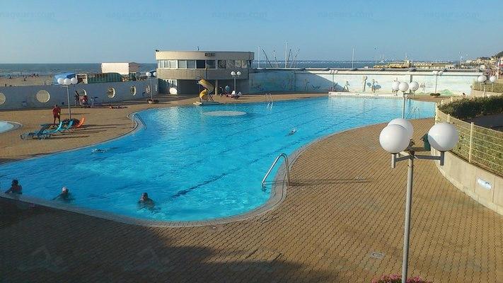 Photos piscine de trouville Horaires piscine deauville