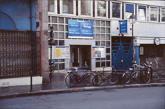 Articles les piscines du 9e arrondissement paris for Piscine georges drigny