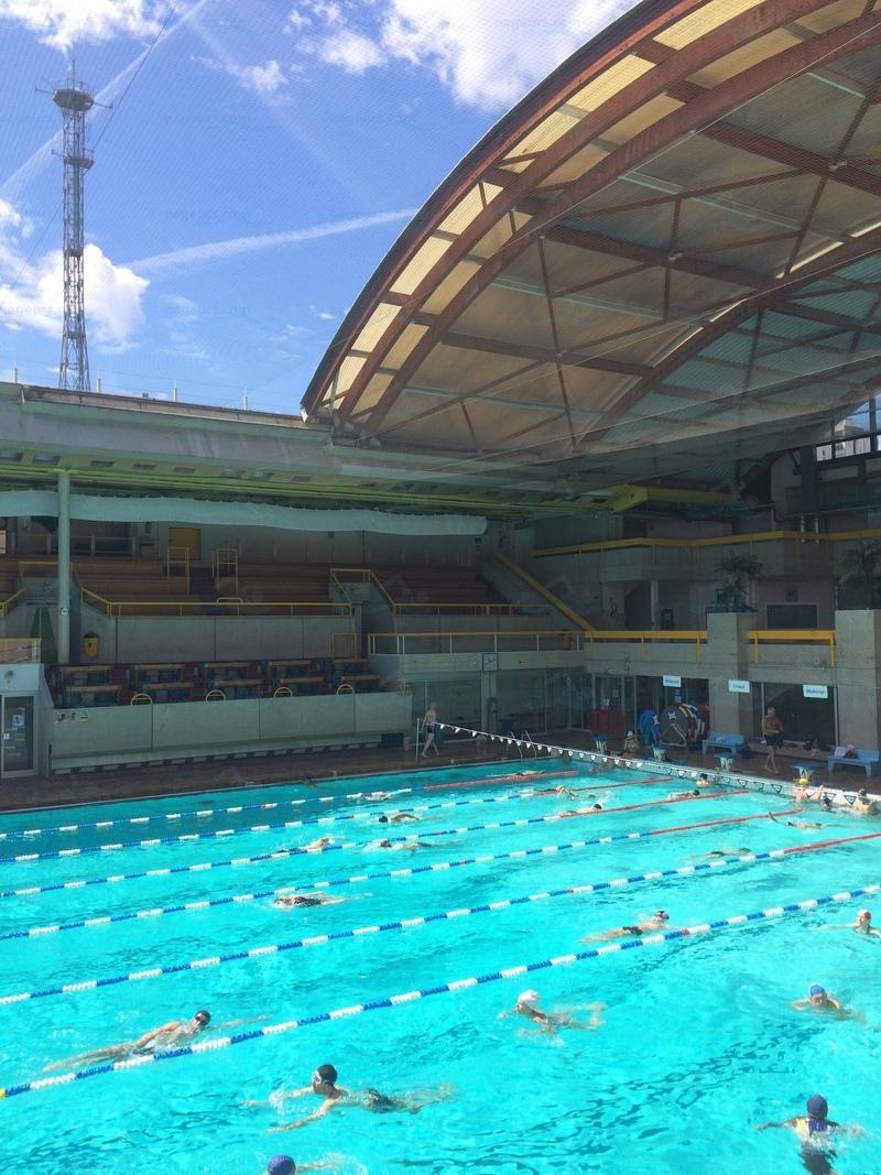 Photos piscine georges vallerey for Piscine oberkampf