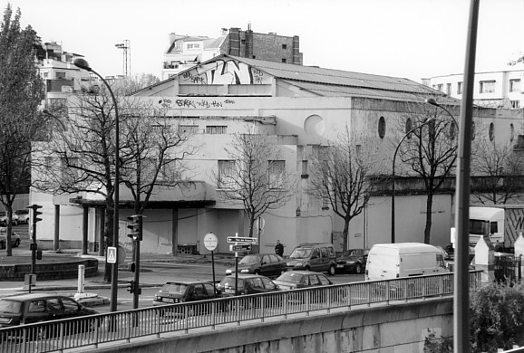 Articles les anciennes piscines de paris for Belle piscine paris