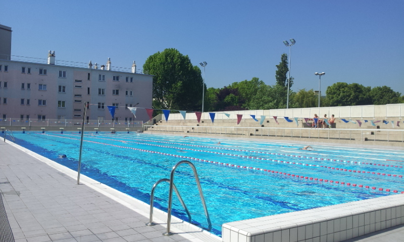 S ances stade nautique youri gagarine page 14 19 for Piscine youri gagarine