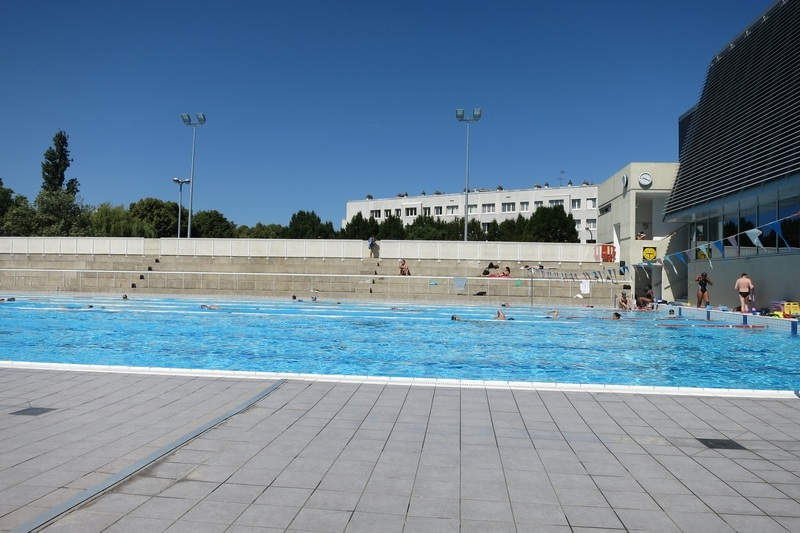 S ances stade nautique youri gagarine page 12 18 for Piscine youri gagarine
