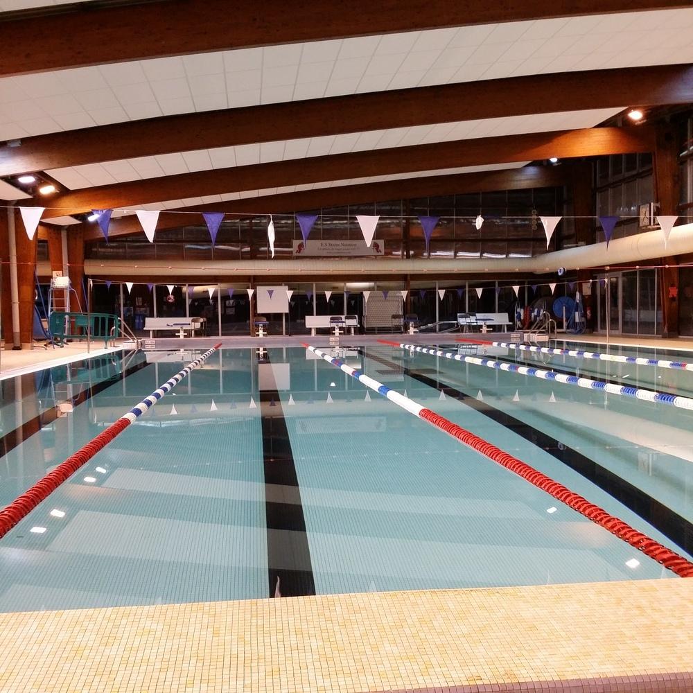 Piscine ren rousseau de stains for Horaires piscine saint lo