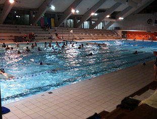 Fiche de nageurfelin for Piscine didot aquagym