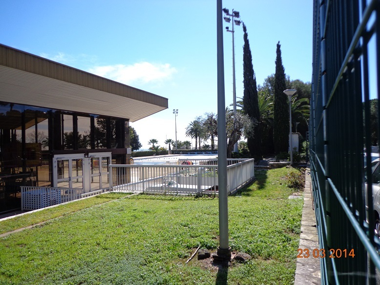 S ances stade nautique piscine municipale antibes page 1 for Cannes piscine municipale