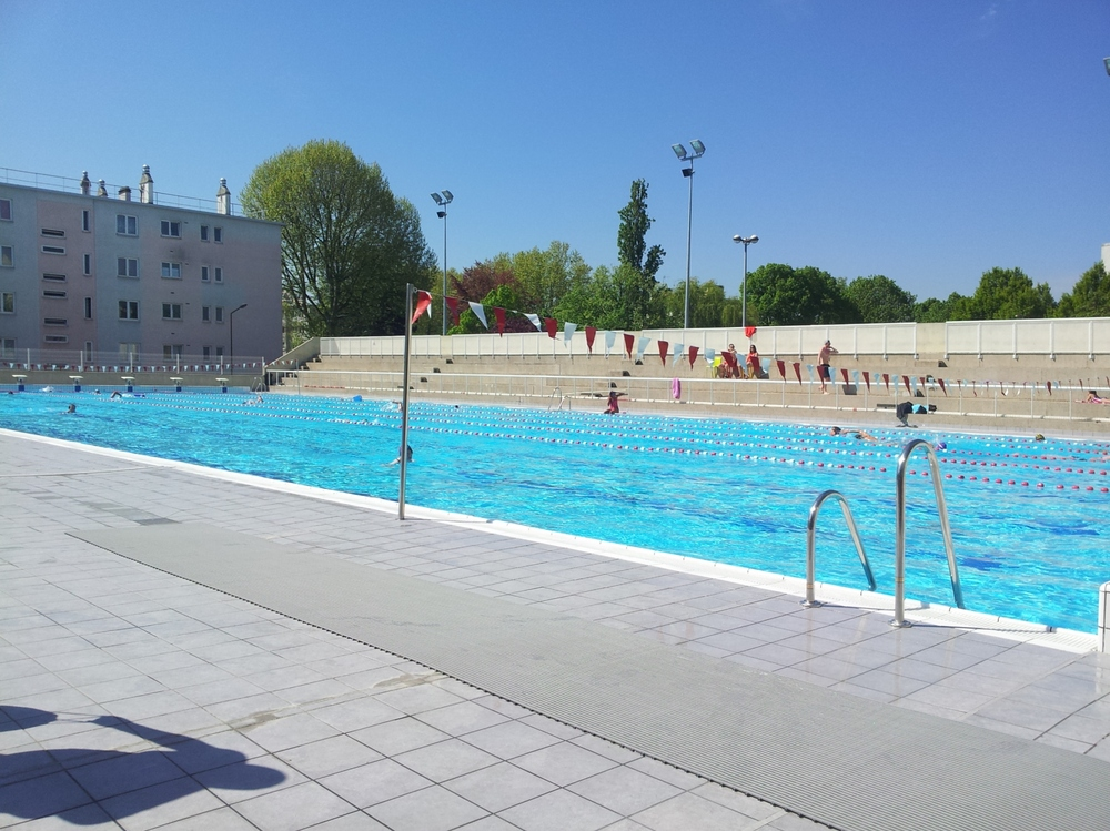S ances stade nautique youri gagarine page 7 15 for Piscine youri gagarine