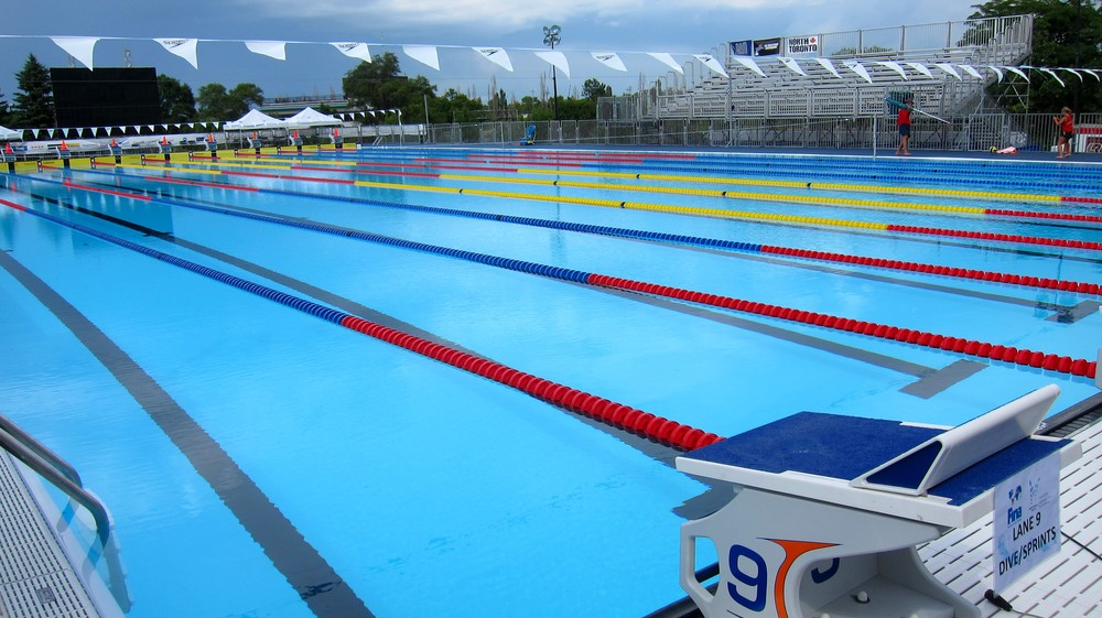 Fina masters 2014 montr al piscine olympique hors for Piscine 50m paris